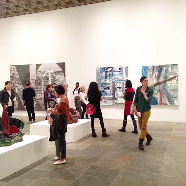 ホイットニー美術館 ビエンナーレ 2014