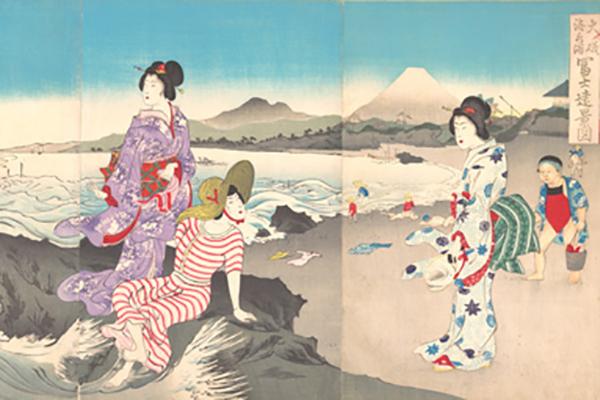 メトロポリタン美術館 Kimono展