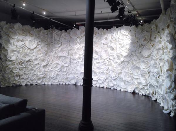 ニューヨークのデザイナーのスタジオ見学