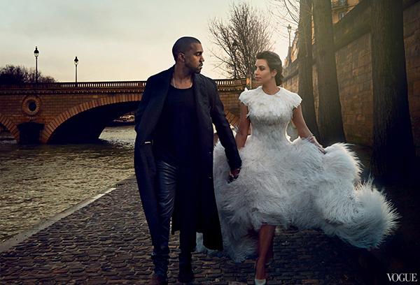 Vogue編集長 Anna Wintour、Kim & Kanyeを起用した問題の表紙についてついにコメント