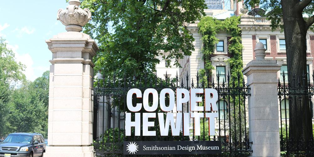 COOPER HEWITT DESIGN TRIENNIAL 2016