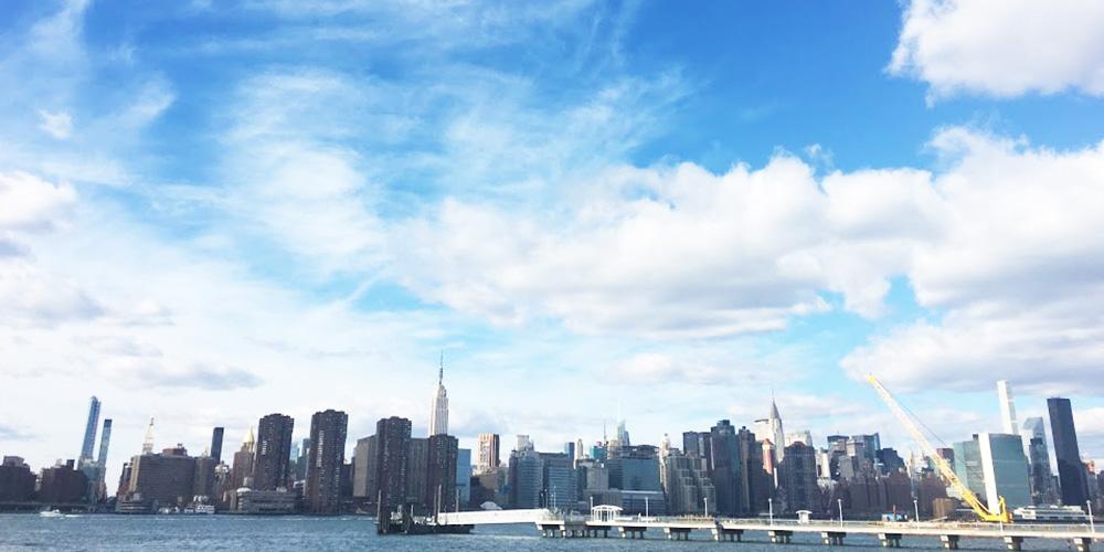 私がニューヨークにやってきたきっかけ