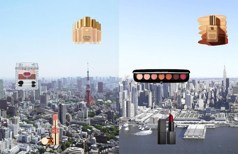 日米のビューティの違い – メイクアップ編