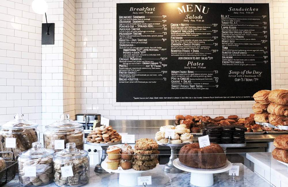 生活に溶け込む、TATTE BAKERY & CAFE