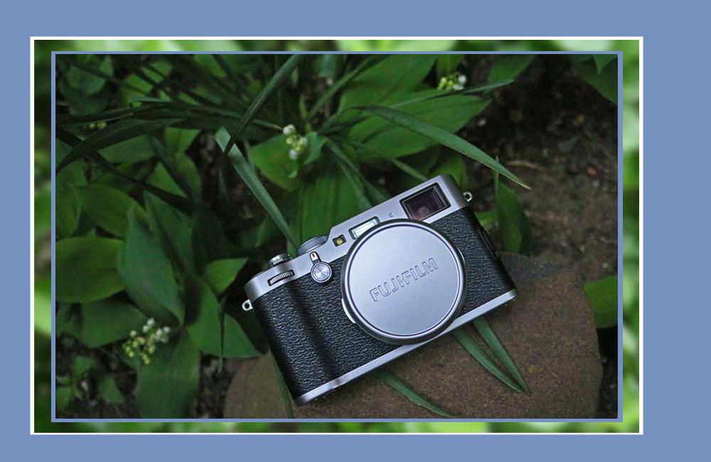 新しいカメラ、FUJIFILM X100F