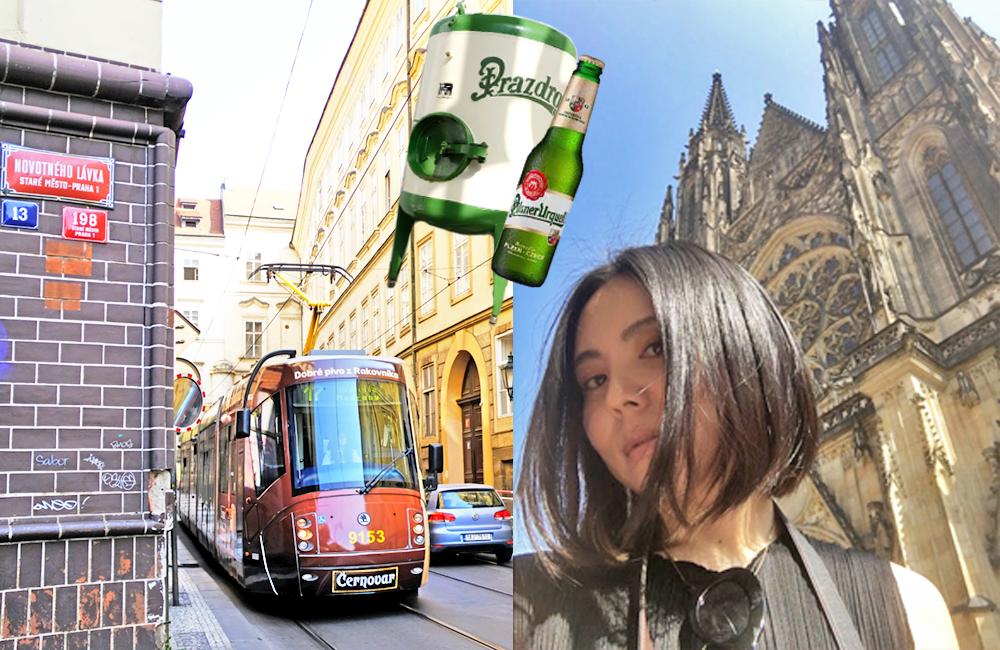 プラハ旅行記 その1