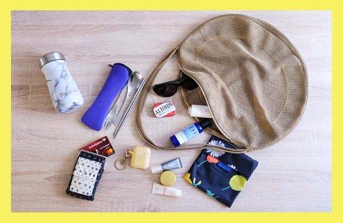 バッグの中身 – サステナブル | クルエルティフリー | ローウェイスト