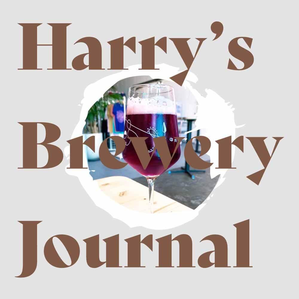 HARRY のブルワリー・ジャーナル VOL. 1 – GRIMM ARTISANAL ALES