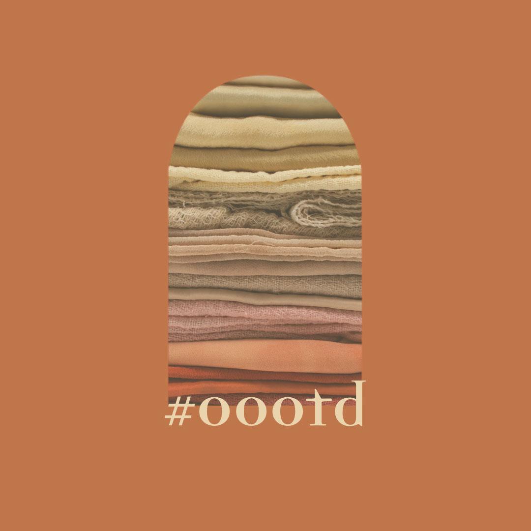 時間を感じながら楽しむサステナブルファッション #oootd