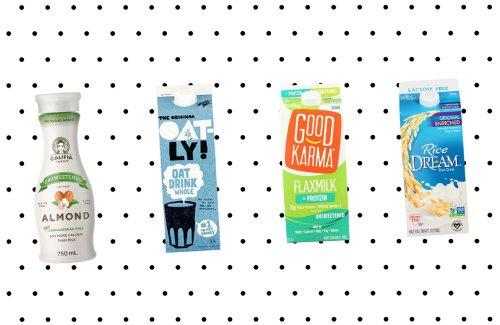 牛乳からスイッチ!コーヒーに合う植物性ミルク