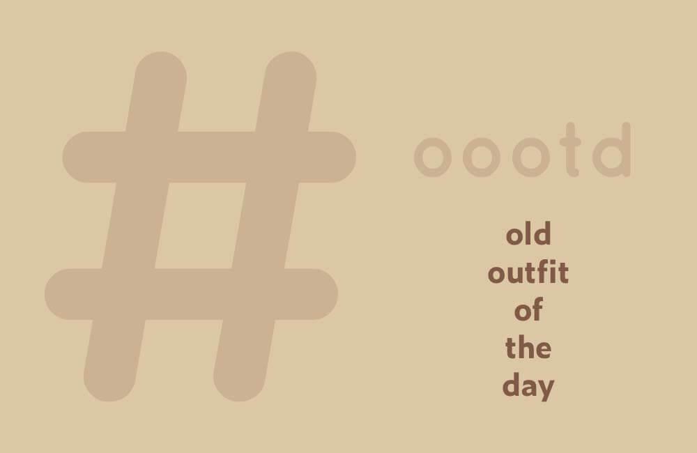 誰にでも簡単にできるサステナブルファッション #oootd