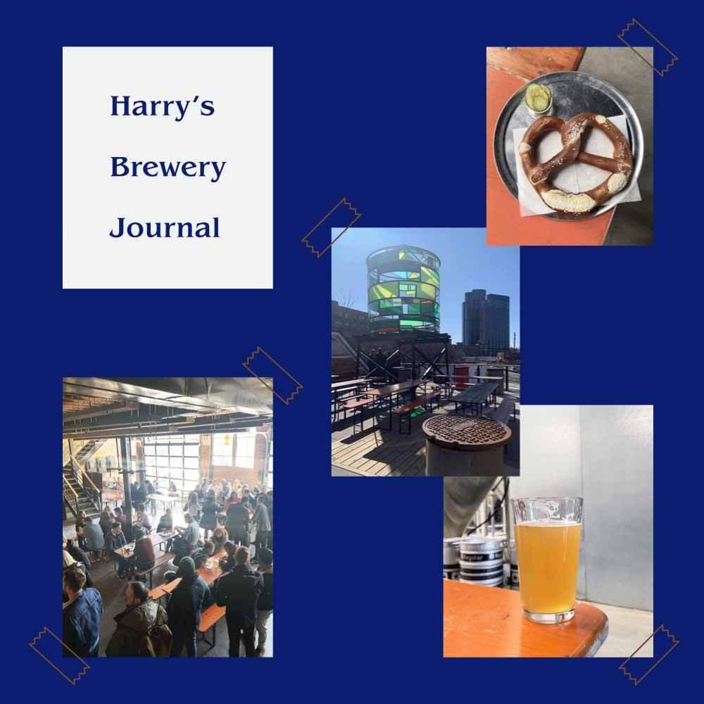 HARRY のブルワリー・ジャーナル VOL. 2 – GREENPOINT BEER & ALE