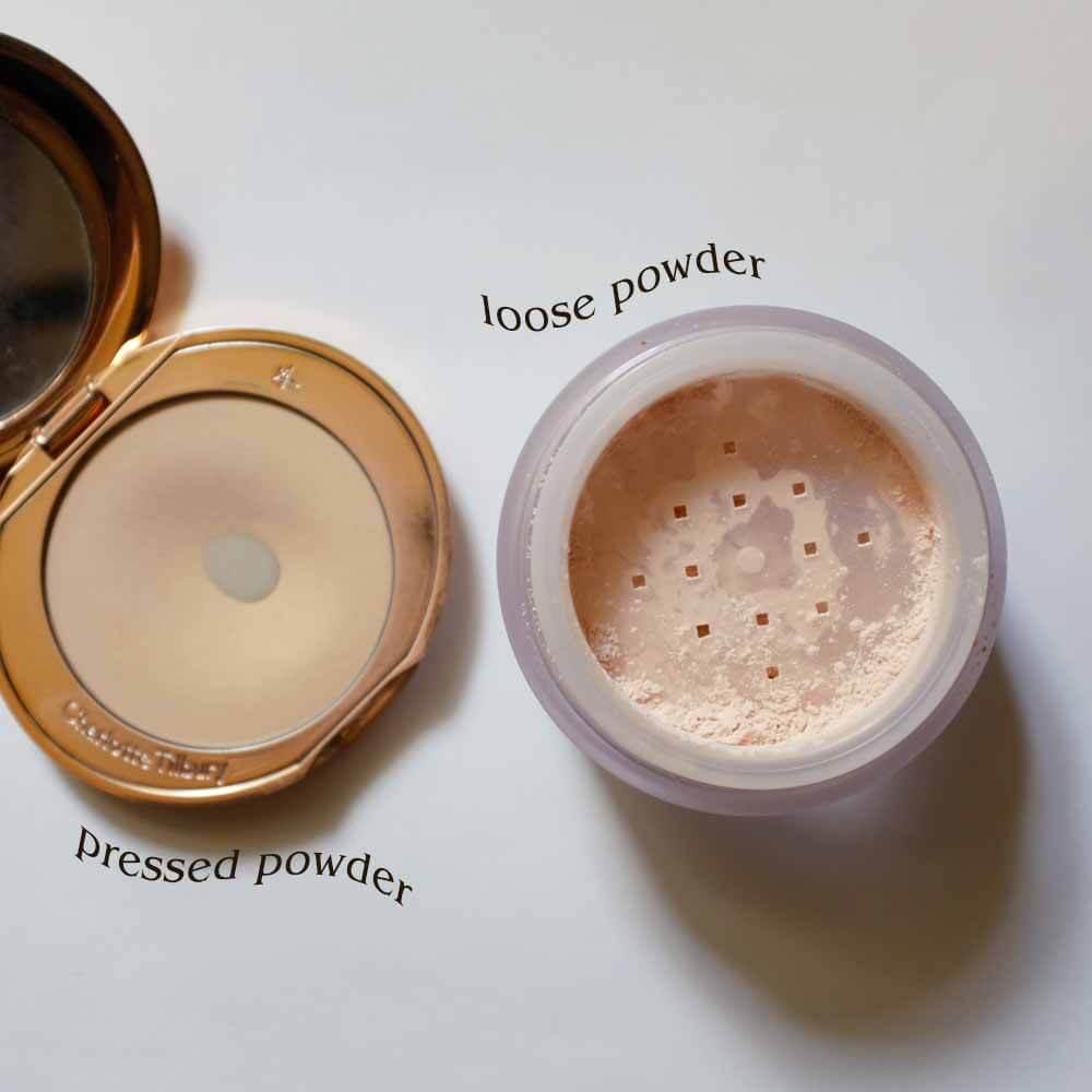 facepowders