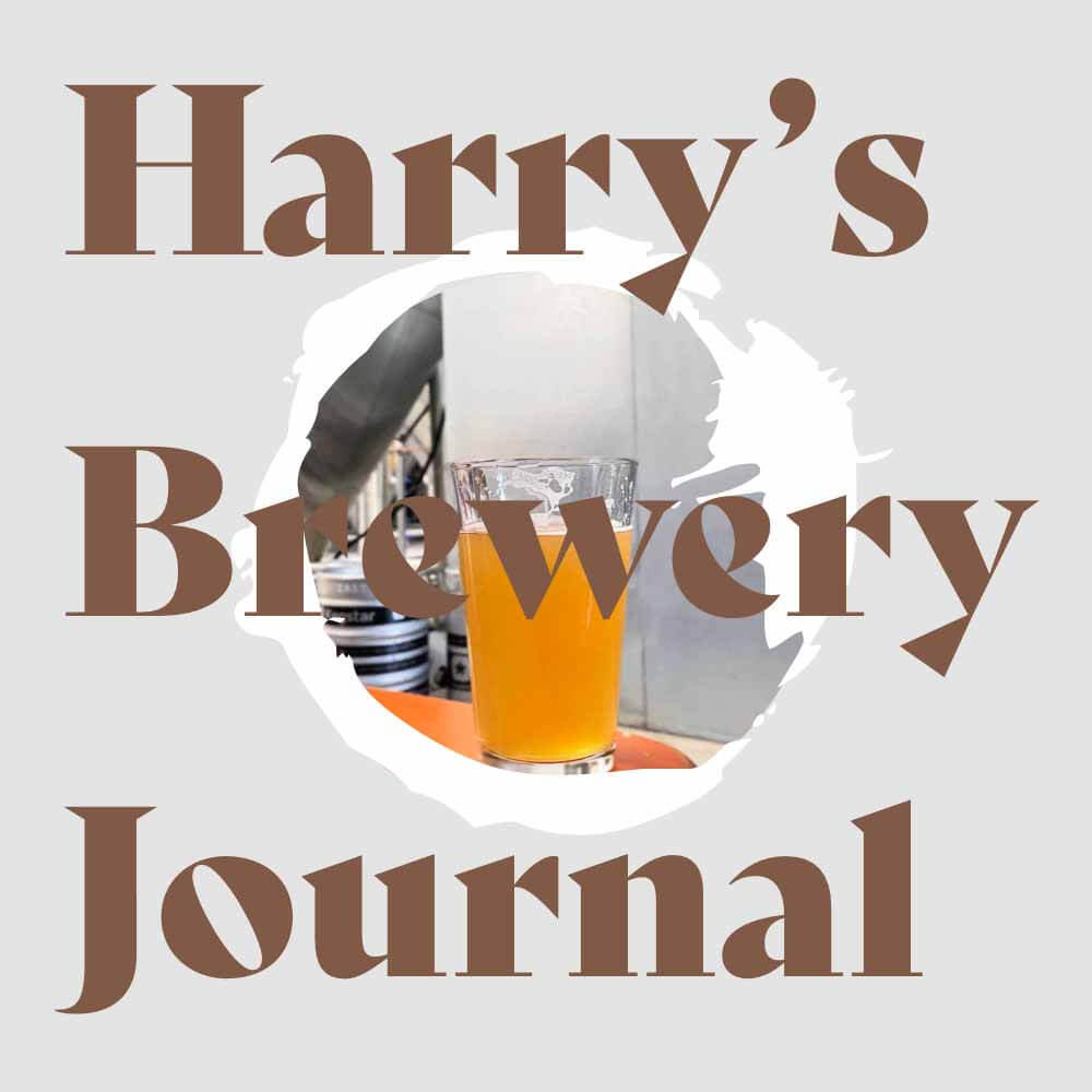 HARRY のブルワリー・ジャーナル VOL. 2 – GREENPOINT BEER & ALE