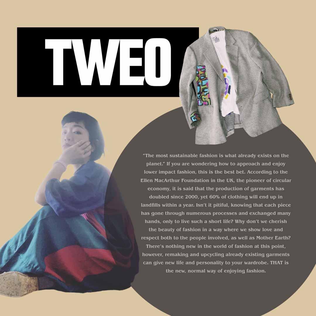 デザイナーが考える、ファッションの未来との向き合い方「ファッションは悪者ではない」