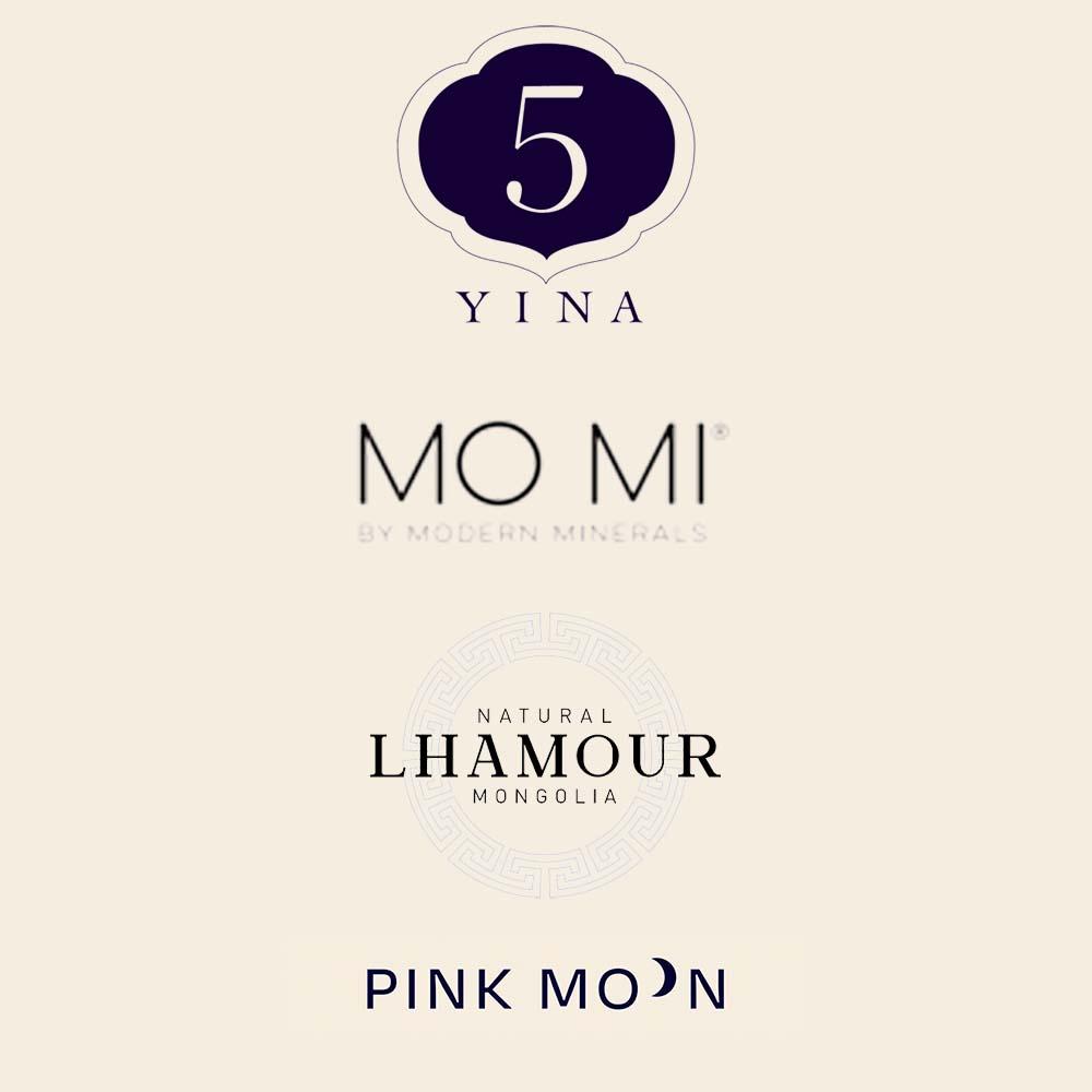 pinkmoon brands logos