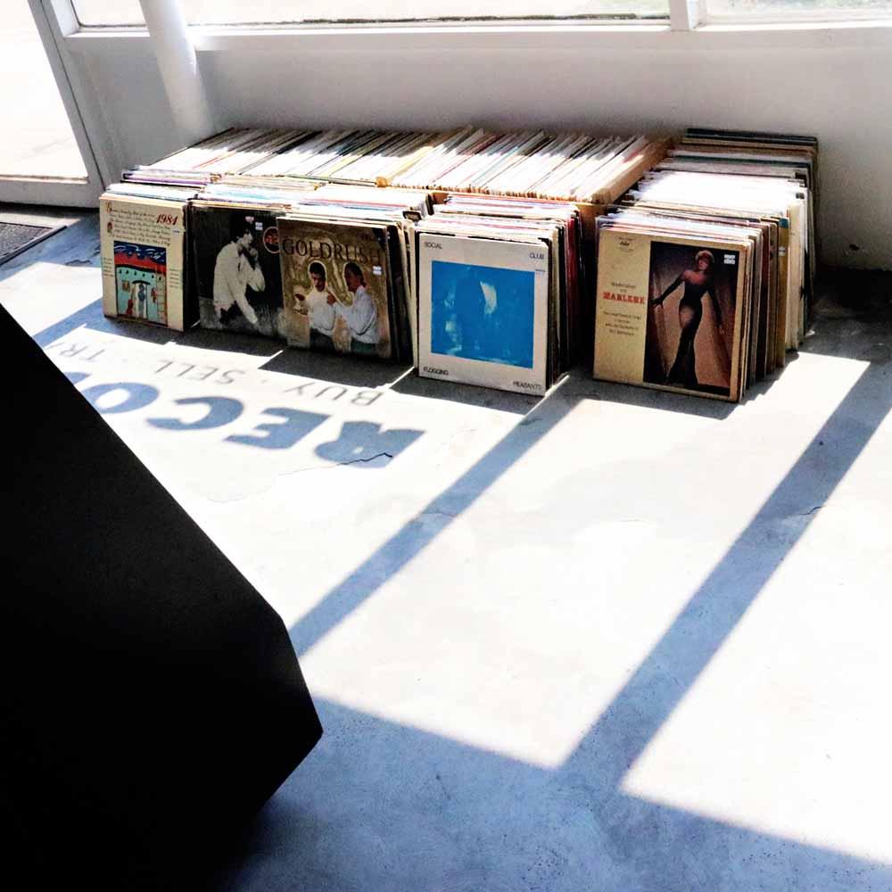 record store2