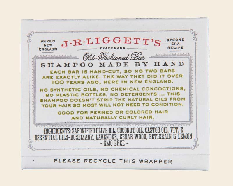 shampoo bar jrligget