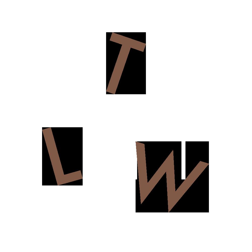Logo Letters FuturaPT 10001000 transparent