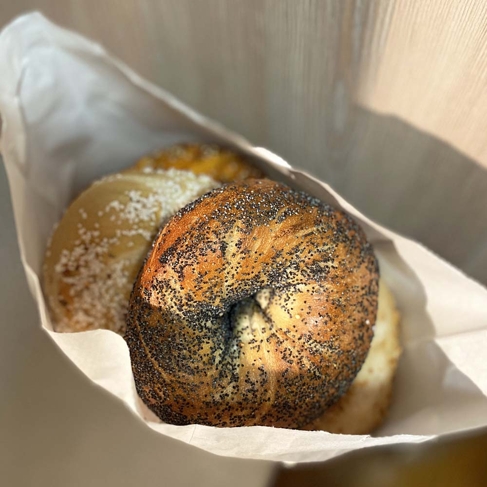 too good to go bagels
