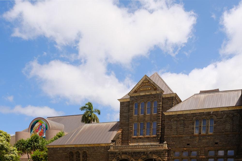 BishopMuseum facade