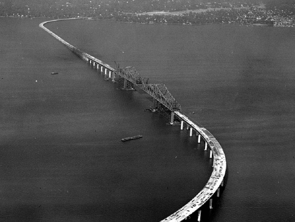 Tappanzee Bridge Main
