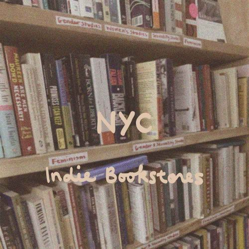 IndieBookstores NYC cover